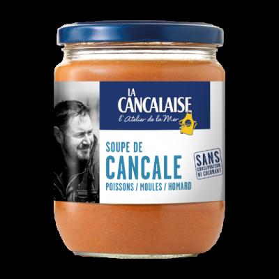 La Cancalaise - Soupe de Cancale - Petit format