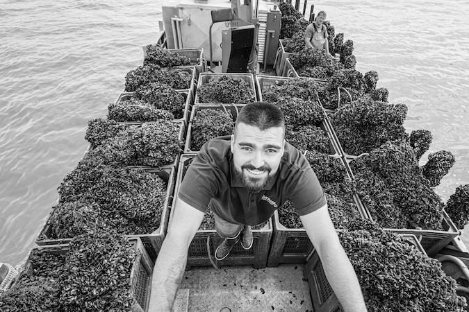 Nos ateliers de la mer - Moules