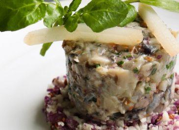 La Cancalaise - Recette de tartare d'huîtres
