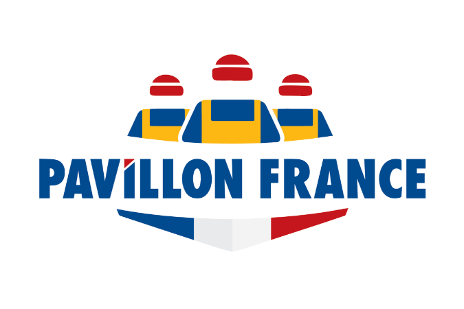 Logo Pavillon France - La Cancalaise